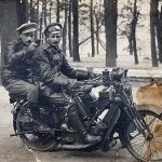 World War I Motorcycles in the Russian Empire - Iconic Photos 5