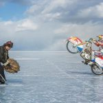 Watch this Fearless Ride over a Frozen Lake in Siberia in 4K 5