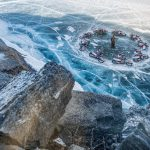 Watch this Fearless Ride over a Frozen Lake in Siberia in 4K 2