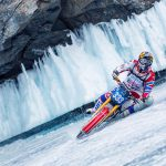 Watch this Fearless Ride over a Frozen Lake in Siberia in 4K 4