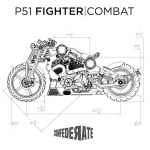 Confederate P51 Fighter Combat Road Test: Functional Eye Candy 2