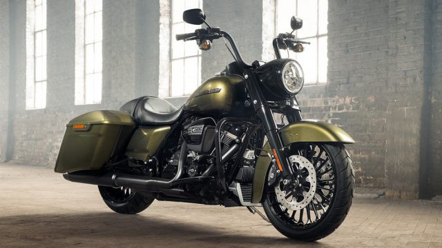 2017 Harley-Davidson Road King Special unveiled. Features & Price 1