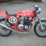 Best Sounding Engine For a Cafe Racer 5