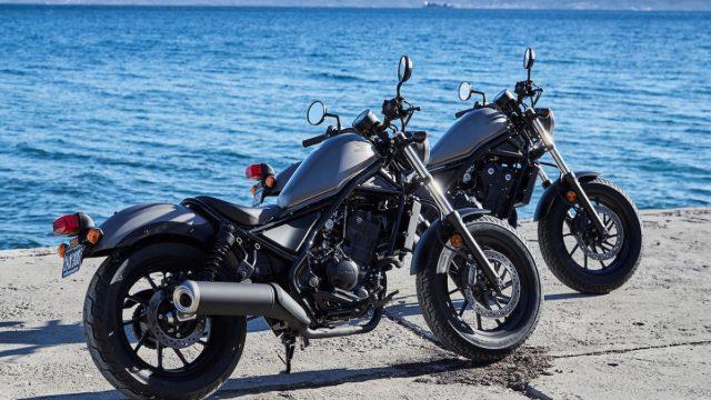 2017 Honda Rebel Price Announced 2