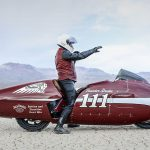 Offerings to the God of Speed - The Fastest Indian Scout in the World 9