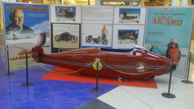 World Fastest Indian Replica 1