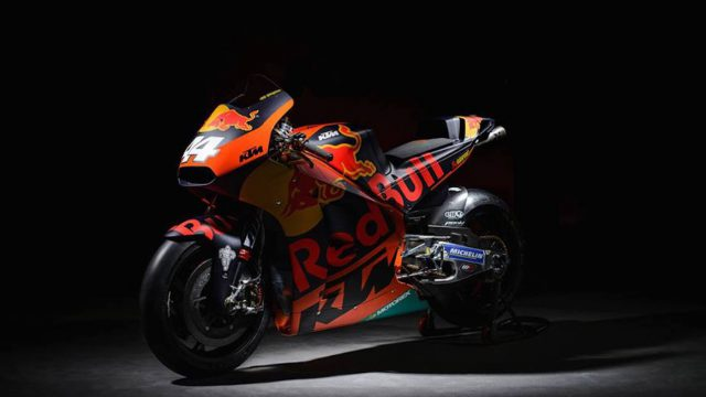 2017 KTM RC16 MotoGP19