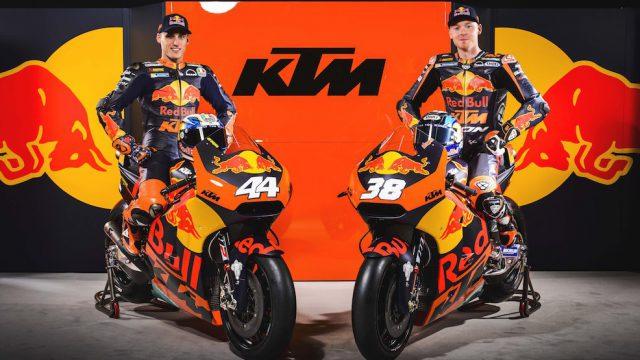 2017 KTM RC16 MotoGP2