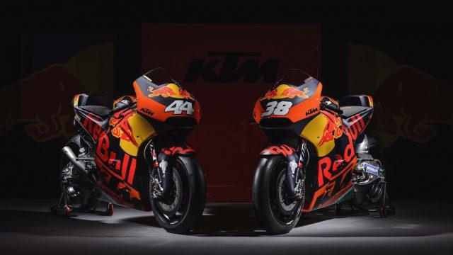 2017 KTM RC16 MotoGP22