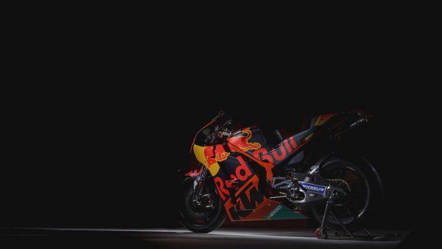 2017 KTM RC16 MotoGP3