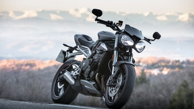 2017 Triumph Street Triple 765 RS10