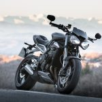 2017 Triumph Street Triple 765 Launch Test: Cubed Up 2