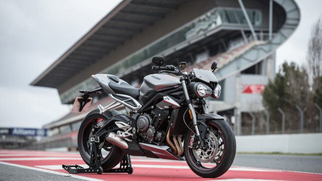2017 Triumph Street Triple 765 RS16