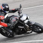 2017 Triumph Street Triple 765 Launch Test: Cubed Up 15