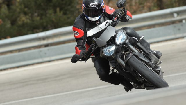 2017 Triumph Street Triple 765 Launch Test: Cubed Up 1