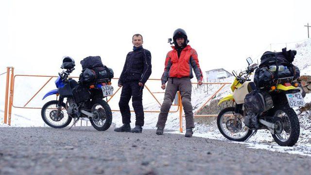 Epic Adventure in Kazakhstan on Suzuki DR650 - The Movie 2