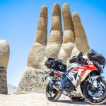 A Lesson in Bravery - Around the World on a GSX-R 5