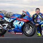 Michael Dunlop to ride the new Suzuki GSX-R1000R at Isle of Man TT 4
