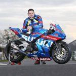 Michael Dunlop to ride the new Suzuki GSX-R1000R at Isle of Man TT 3