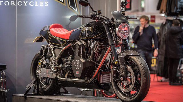 Hesketh Valiant - 2,100 cc Supercharged Beast 1