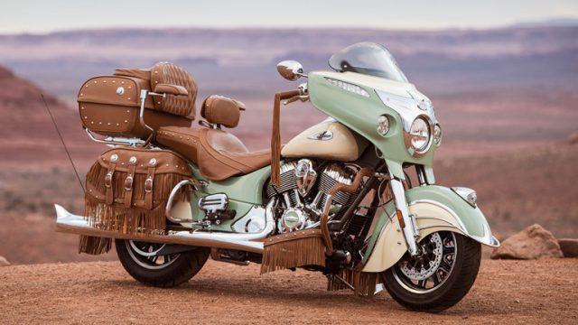 Indian Roadmaster Classic 12