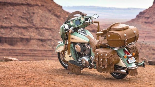 Indian Roadmaster Classic 16