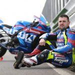 Michael Dunlop to ride the new Suzuki GSX-R1000R at Isle of Man TT 2