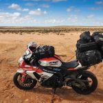 A Lesson in Bravery - Around the World on a GSX-R 6