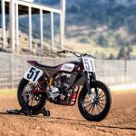 Indian Scout Flat Tracker is on sale. $50,000 for Genuine American Drifter 2