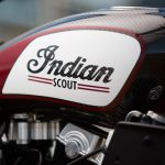 Indian Scout Flat Tracker is on sale. $50,000 for Genuine American Drifter 3