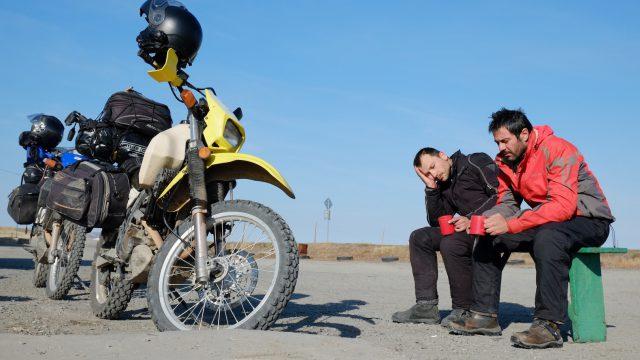 Kazakhstan Motorcycle Adventure on Suzuki DR650 - Part II 2