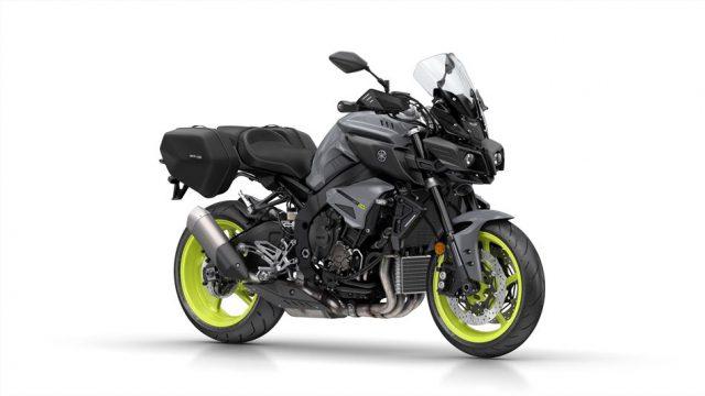 Yamaha MT-10 Tourer Edition. Price, Features & Colors 1