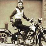 Four Brave Women in the Motorcycling World 2