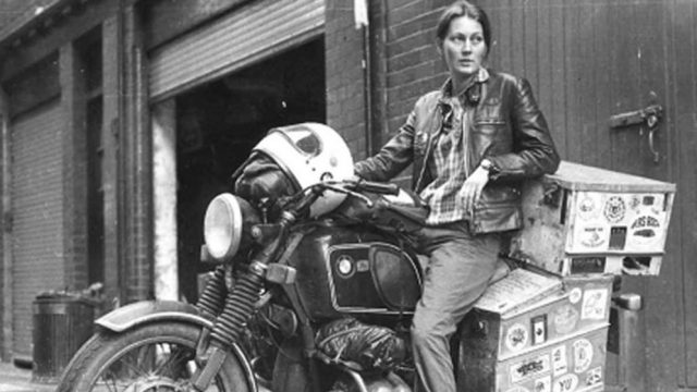 Four Brave Women in the Motorcycling World 1