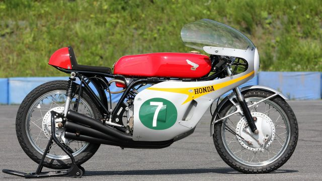 Honda RC166 - Sixties Inline-Six Screamer 1