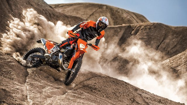 2018 KTM Two-Strokes will feature Fuel Injection 2