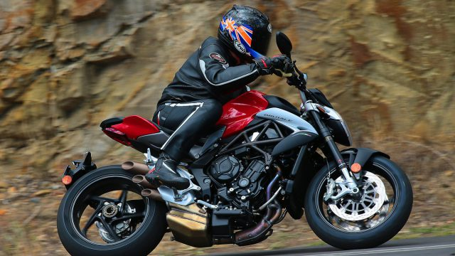 MV Agusta Brutale 800 2017 Road Test: Torquey Triple 1