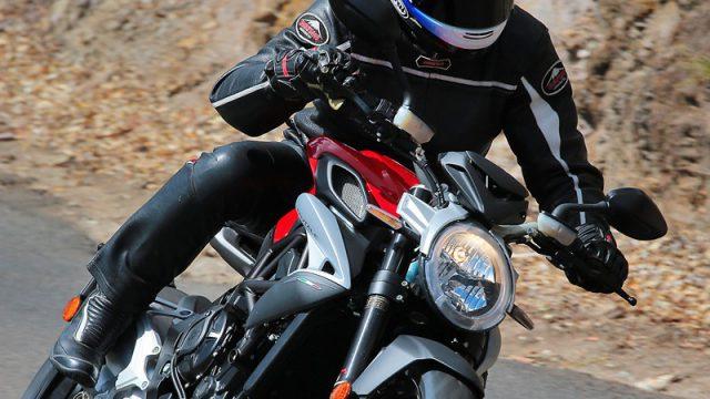 2017 MV Agusta Brutale 800 test ride3