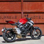 MV Agusta Brutale 800 2017 Road Test: Torquey Triple 13
