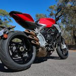 MV Agusta Brutale 800 2017 Road Test: Torquey Triple 3