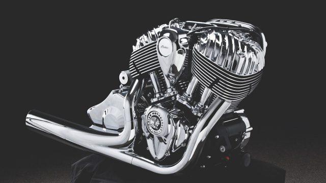 All New Thunder Stroke 111 Engine