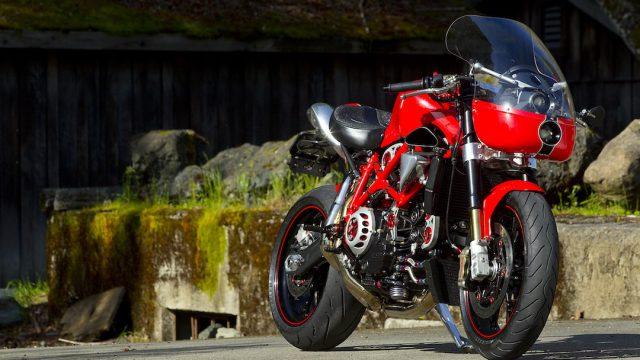 Ducati Steffano Cafe9 1