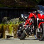 Steffano Ducati Cafe9 Road Test: Acme Rocket Bike – Beep, Beep! 3