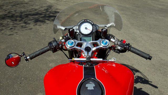 Ducati Steffano Cafe9 10