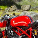 Steffano Ducati Cafe9 Road Test: Acme Rocket Bike – Beep, Beep! 24