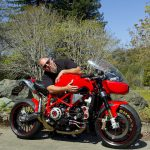 Steffano Ducati Cafe9 Road Test: Acme Rocket Bike – Beep, Beep! 4