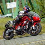 Steffano Ducati Cafe9 Road Test: Acme Rocket Bike – Beep, Beep! 6