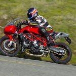 Steffano Ducati Cafe9 Road Test: Acme Rocket Bike – Beep, Beep! 12