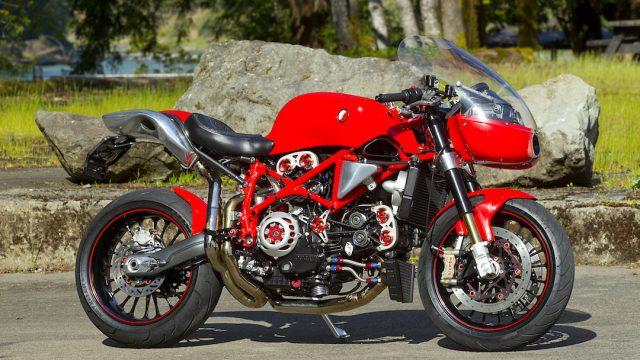 Ducati Steffano Cafe9 2