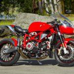 Steffano Ducati Cafe9 Road Test: Acme Rocket Bike – Beep, Beep! 5